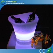 LED Bar Rurniture Plastic Beer Barrel Cooler
