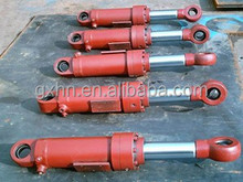 Single Stage Hydraulic Cylinder For Light textile industry/printing press
