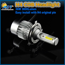 LED Lamp Type and Headlight Type h4 led headlight for toyota vios