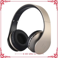 Headband style fashion design cheap bluetooth wireless headset stereo headphone wholesale
