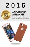 Wholesale tpu mobile phone case for iphone 7 case protective Bumper iPhone Case 7