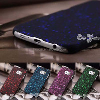 Newest Luxury Fashion Cute 3D Cover Three-dimensional Stars Ultrathin Frosted Phone Cases for Samsung Galaxy S6 Case G9200
