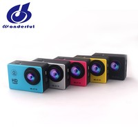 Mini Waterproof sport camera 30M for hiking and skiing