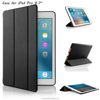 "Dual Case for iPad Pro 9.7"" Ultra Slim Stand and Magnetic Smart Cover Auto Wake / Sleep Function"