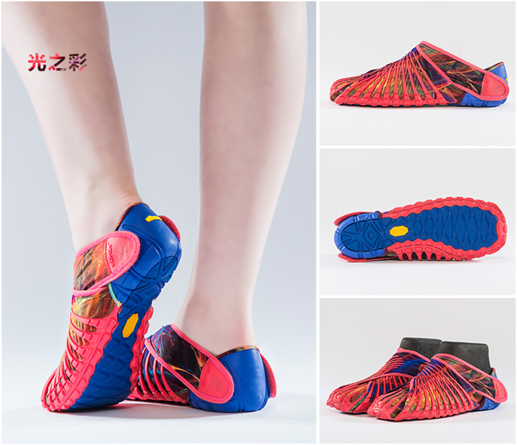2017 hot selling comfortable furoshiki <strong>shoes</strong> wrapping <strong>shoes</strong> for men women sports