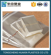 clear self sealing opp bags adhesive cello bags