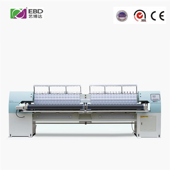 YBD151-67.5 Computerized quilting embroidery machine (thick materials available)