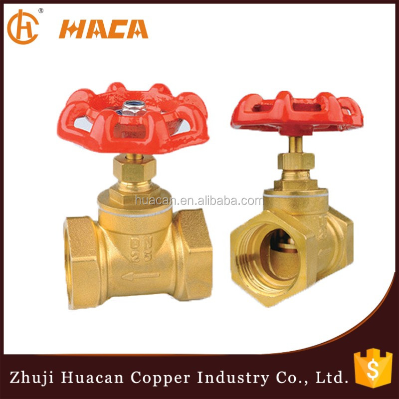 china supplier brass stop cock valve