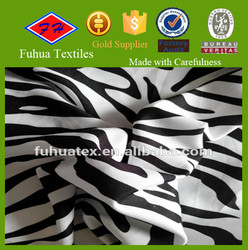 black and white stripe bedding fabric