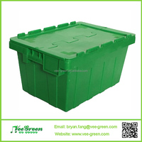 Plastic Stackable Moving Crate