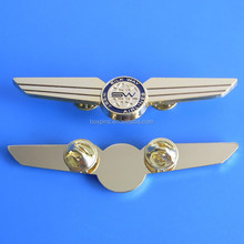 west silk way airline wing badge Airlines pilots flying wing Pin badge
