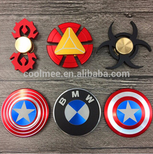 2017 NEW HOT Hand spinner professional hand spinner toys educational toys US captain hand fidget spinner