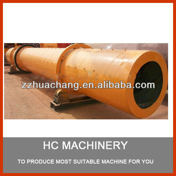 Top rated machinery industrial rotary slag dryer