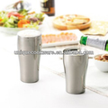 Stainless Steel Food Grade Metal Beer Tankard