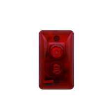2016 fire alarm system strone light siren, 120v led strobe light