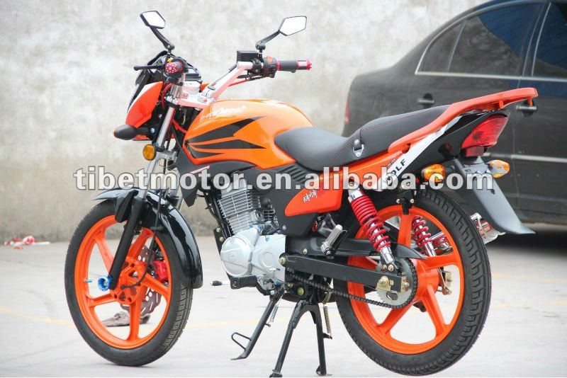 Motorcycle 2012 new style nice model high quality street bike ZF150-10A(III)