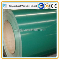 PPGI coils/CGCC/Roofing steel/prepainted galvanized sheet metal with low price and high quality