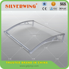 SILVER WING CANOPY FACTORY produce polycarbonate canopy awning material for door and window wind shelter