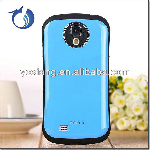 Light Blue Best Electroplating Case For Samsung Galaxy S4 Boost Phone Case