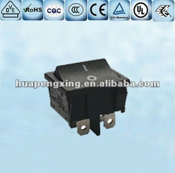 4Pin t125 rocker switch