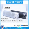 New Mini Portable Two Loundspeaker Stereo Bluetooth Speaker for Iphone 6
