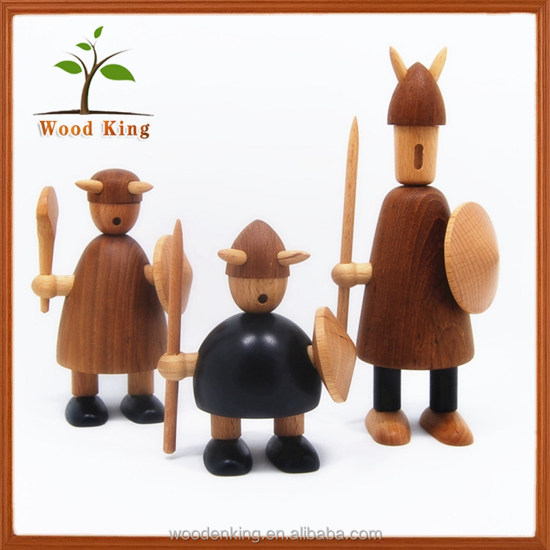 Northern American Pure Handmade Woodcarving Furnishing Articles Home Gift Doll Pakistani Yiwu Home Decoration