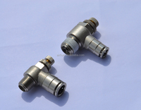 Air-Fluid China Supplier of Pneumatic Metal Air Control Valve AJSC10-1/4
