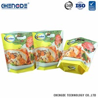 New Products Durable Beautiful Design Plastic Frozen Food Packaging