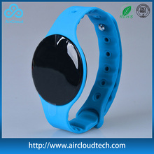 AirCloud Developed Smart Bracelet Heart Rate Monitor Calorie Sport Fitness Silicone Wristband Sport Smart Watch