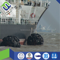 pneumatic fender Deck fittings and equipments for new ship