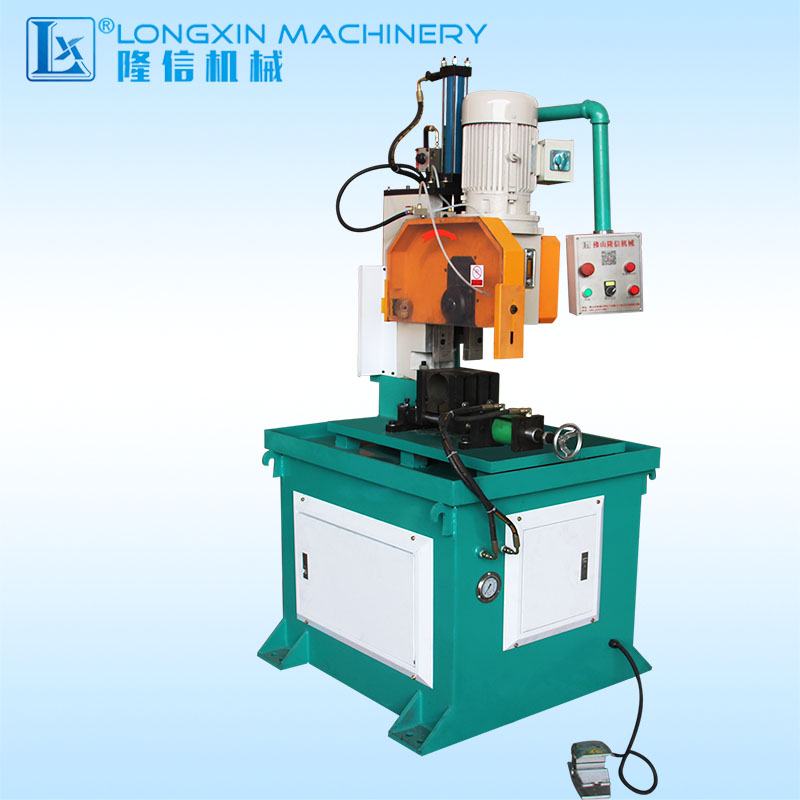 Fully automatic Iron pipe cutting machine from china manufacture