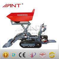 13hp gaspline tracked power barrow with mini loader BY800