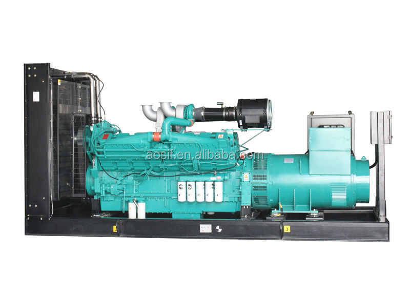 AOSIF AC Generator 1000kva ,mobile power station, electric generating set for sale