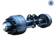ISO High Quality Germany Type Axle 16T Semi Trailer BPW Axles