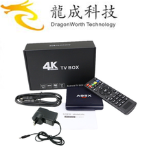 2017 New arrival A95X R1 Rockchip RK3229 Quad core 1g 8g android media player tv box Sold on Alibaba Android 6.0