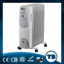 oil filled Aluminium oil radiator heater