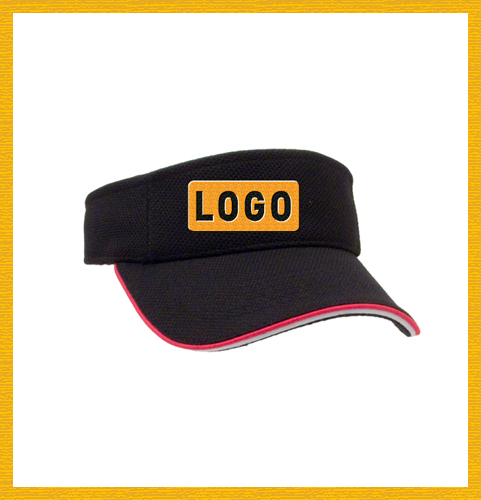 Hot sell sports team visors for sports and promotion,good quality fast delivery