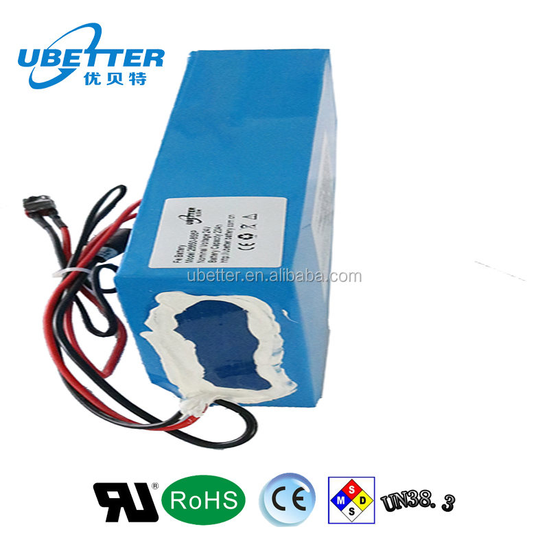 Manufacturer LifePO4 battery pack 12V 42ah for electrical bike/solar street light lithium battery OEM/ODM order support