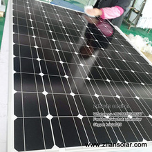 250W Mono solar panel for house power plant