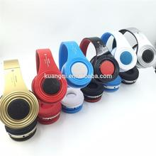 Hot selling new lovely smart bluetooth headset 3.5mm audio jack bluetooth headset bluetooth headphones for phone with low price