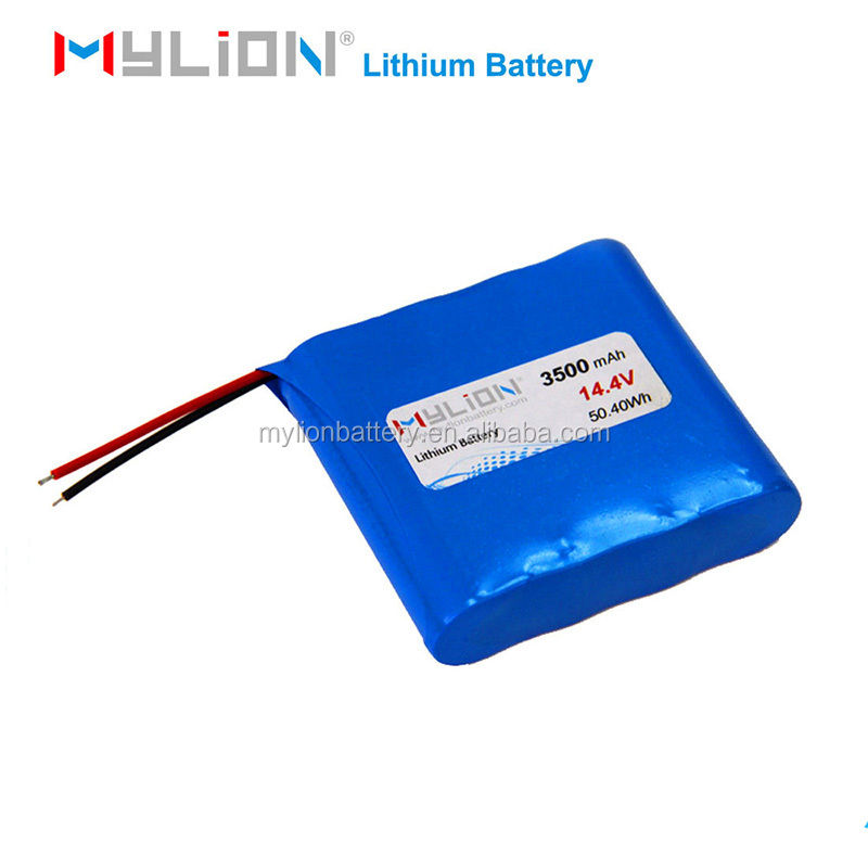 14.4V 3500mAh 18650 Lithium battery for electric sprayer