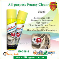 Concentrated Interior And Exterior All Purpose Foamy Cleaner