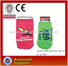 2014 Hot Sale Popular Colorful Cotton Phone Socks