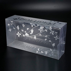 sunglasses pvc packing box /Clear plastic package box for sun glasses