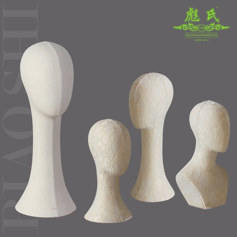 2017 Wholesale Mannequin Foam Head