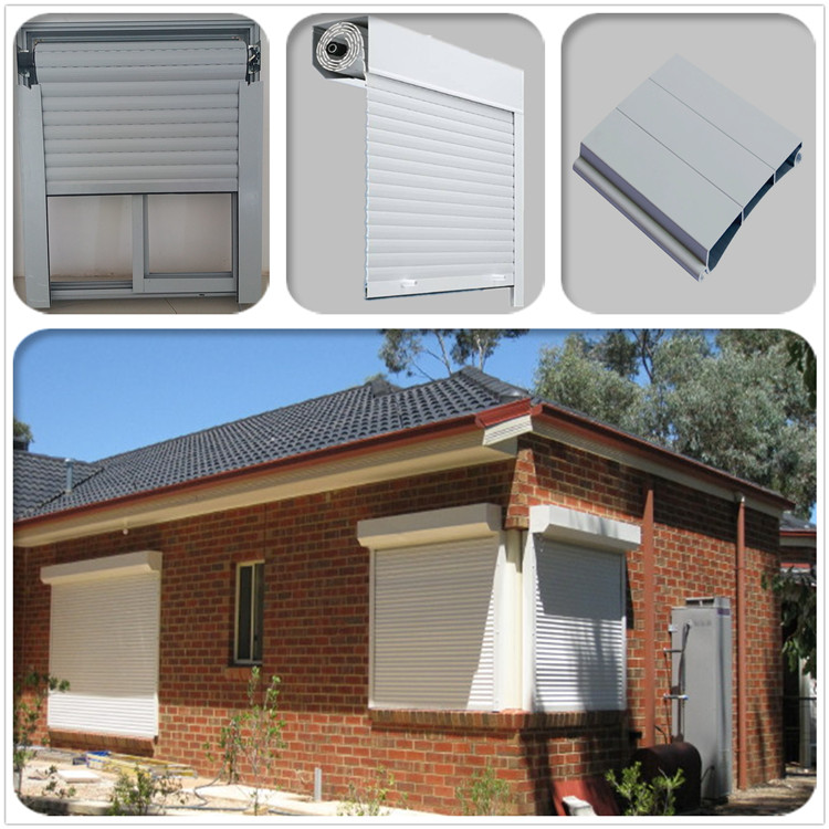 Window security roller shutter price