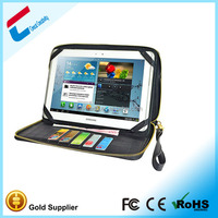 "Hot selling shock proof kids 7-10"" tablet case with wallet function"