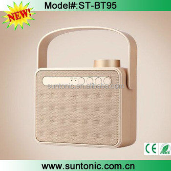 Bluetooth Wireless Speaker With NFC Pairing And 2*5W speakers