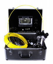 HD portable endoscope led light source pipe inspection camera GLF110-7E DVR