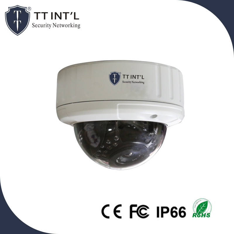 OEM Full HD 2MP 1080P Onvif P2P POE Network Dome Outdoor IR Surveillance Cameras System Security IP CCTV Camera